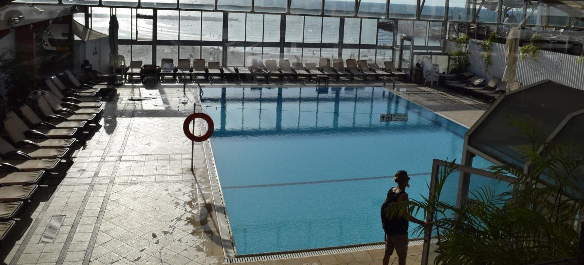 הבריכה קראון פלאזה תל אביב