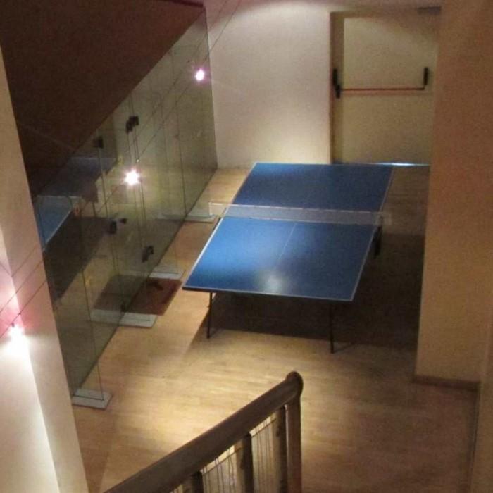 שולחן פינג פונג מלון דן אילת