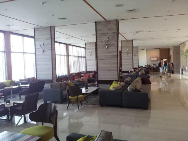 הלובי מלון דן פנורמה אילת