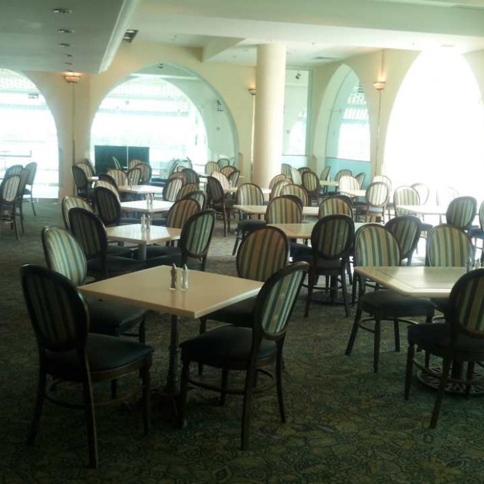 חדר האוכל, פעיל רק בתפוסה גבוהה מלון הרודס בוטיק אילת