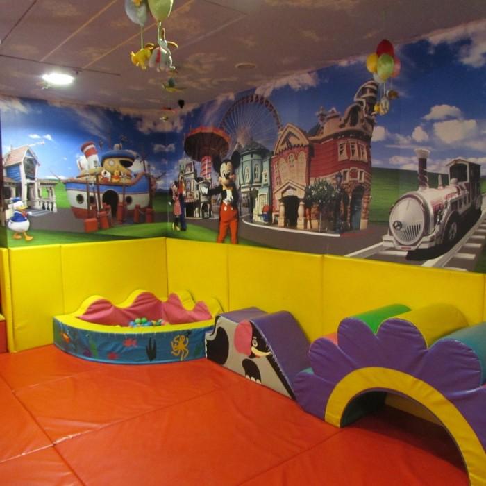ג'ימבורי מועדון ילדים מלון הרודס פאלאס אילת