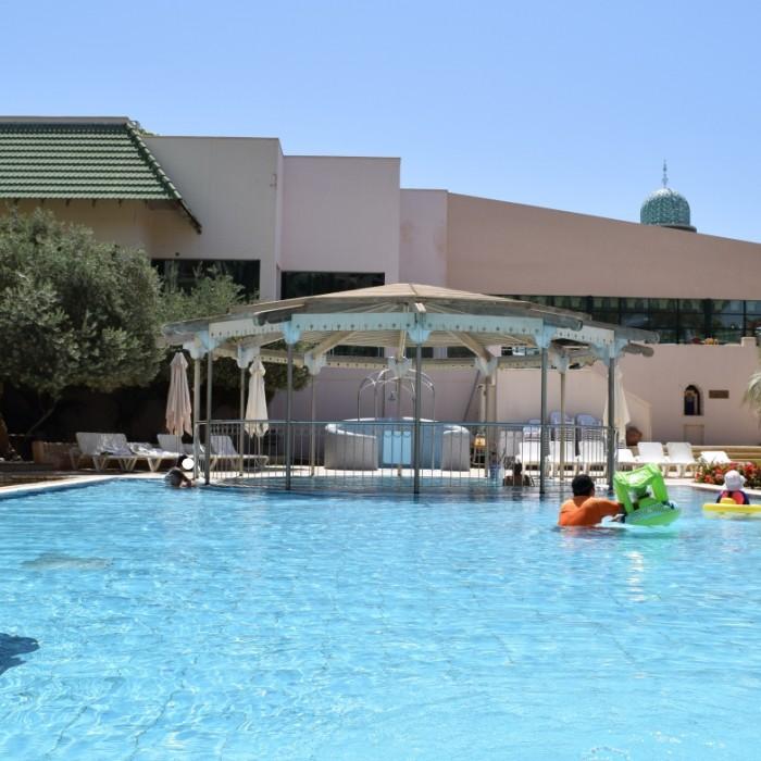 בריכת קטנטנים מלון הרודס פאלאס אילת