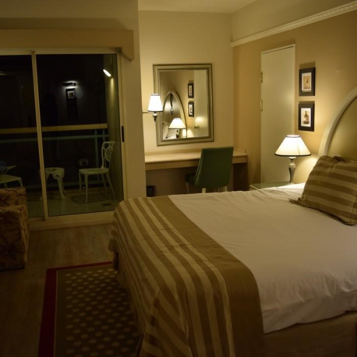 החדר מלון הרודס פאלאס אילת