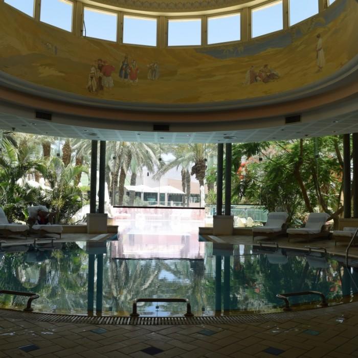בריכת מים מתוקים, הבריכה הפנימית מלון הרודס ויטאליס אילת