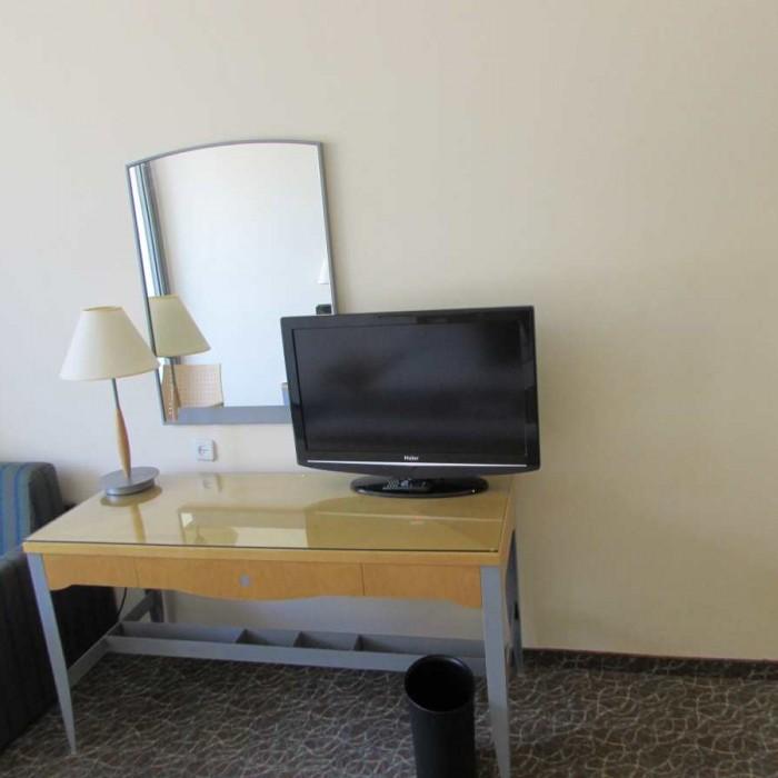טלוויזיה החדר מלון אגמים אילת
