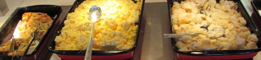 ביצים ארוחת בוקר מלון ישרוטל ספורט קלאב אילת