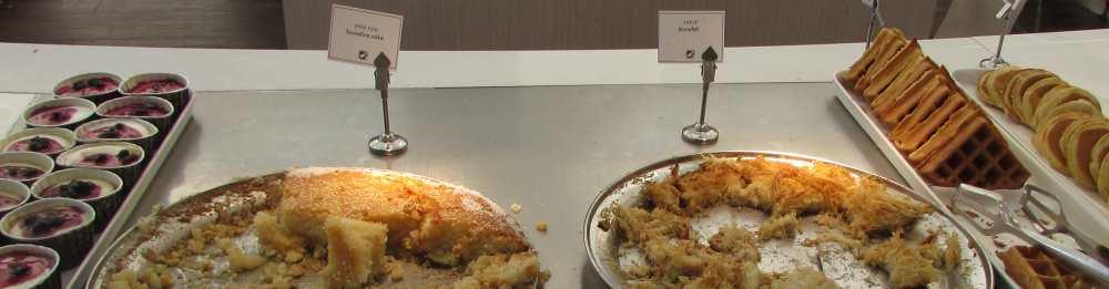 פנקייק, וופל ארוחת בוקר מלון ישרוטל ים סוף אילת