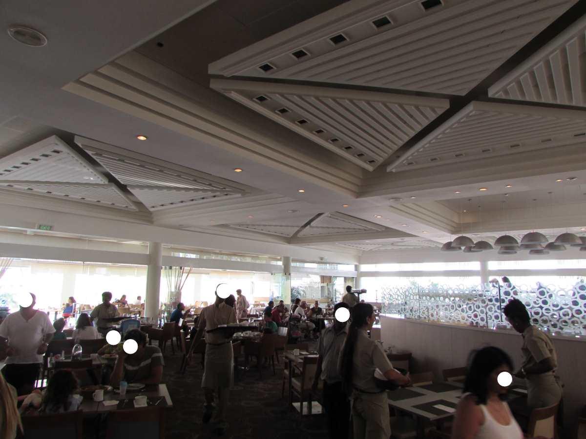 חדר האוכל מלון ישרוטל ים סוף אילת