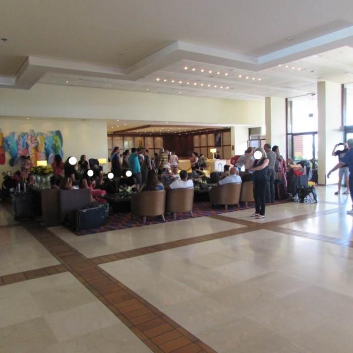 הכניסה למלון מלון המלך שלמה אילת