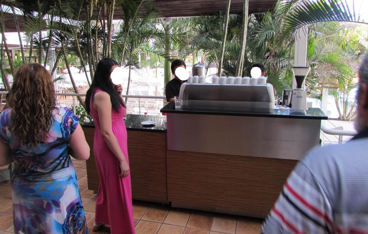 קפה ארוחת בוקר מלון המלך שלמה אילת