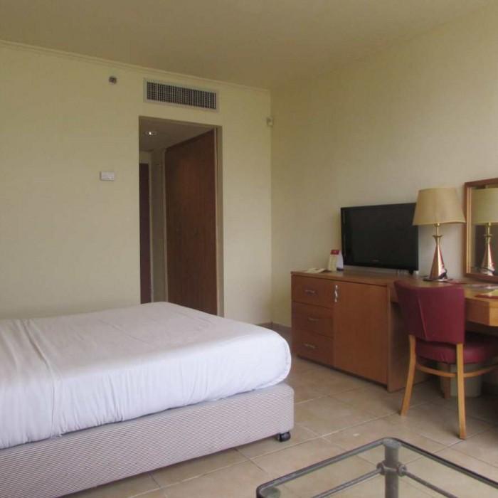 החדר מלון לאונרדו קלאב אילת