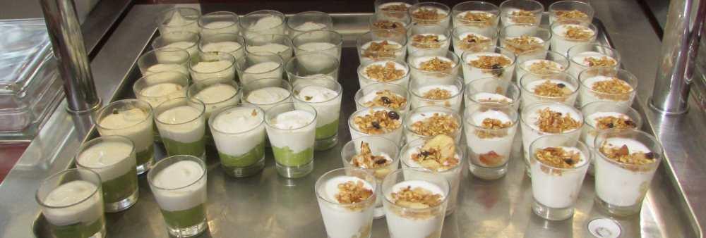 קינוחים ארוחת בוקר מלון לאונרדו פלאזה אילת
