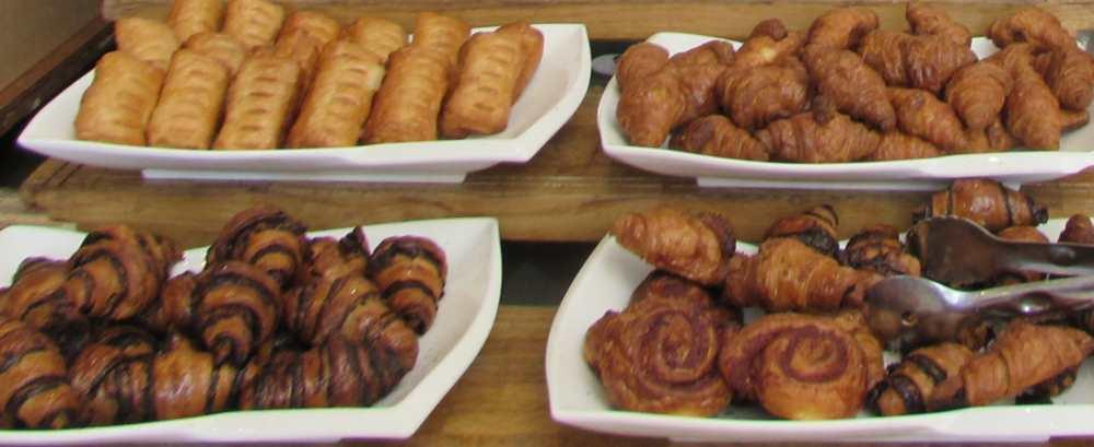 מאפים ארוחת בוקר מלון לאונרדו פלאזה אילת