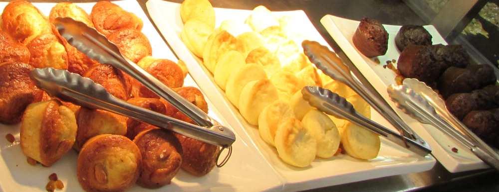 קאפקייקס ארוחת בוקר מלון לאונרדו פלאזה אילת