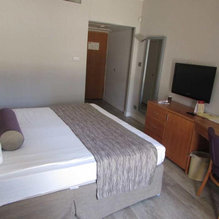 החדר ביום מלון לאונרדו פריוילג' אילת