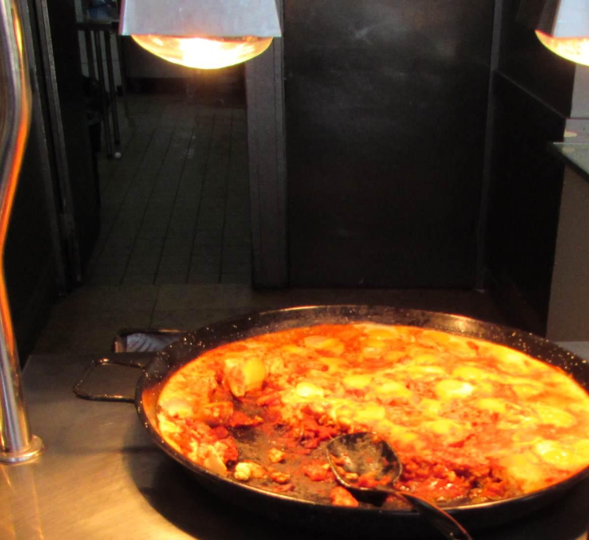 שקשוקה ארוחת בוקר מלון לאונרדו רויאל ריזורט אילת