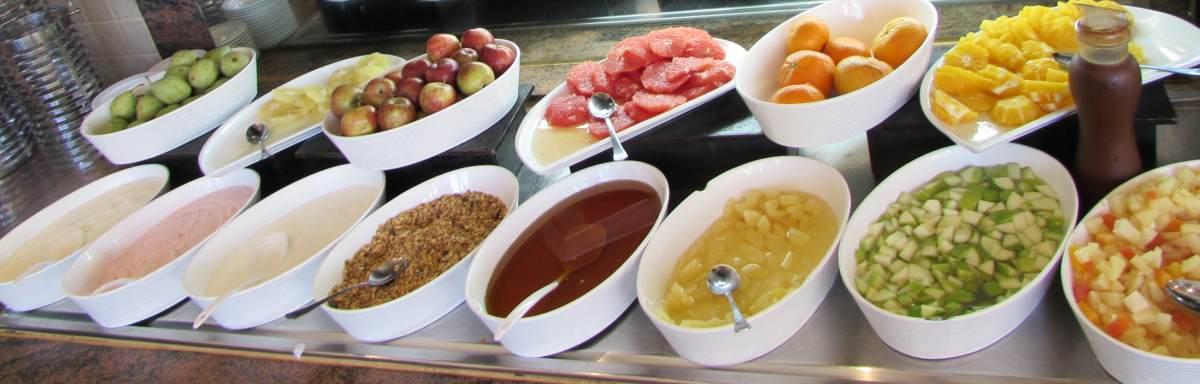 לפתנים ארוחת בוקר מלון לאונרדו רויאל ריזורט אילת