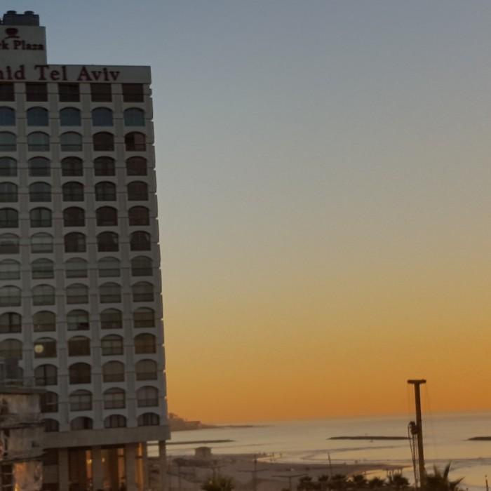 מלון אורכידאה תל אביב