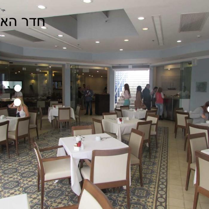 חדר האוכל אורכידאה הריף אילת