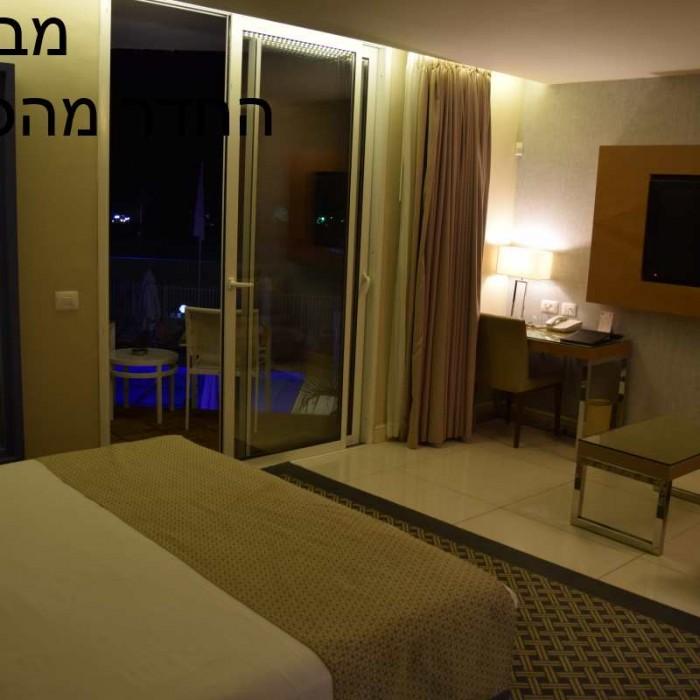 החדר מלון אורכידאה הריף אילת