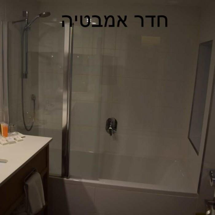 חדר האמבטיה אורכידאה הריף אילת