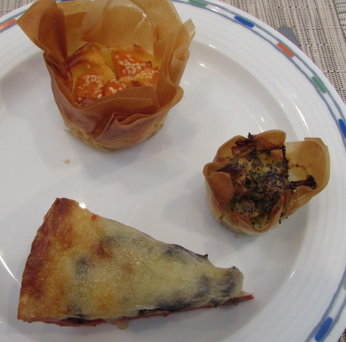 עלי פילו, לזניה ארוחת בוקר מלון רויאל ביץ אילת