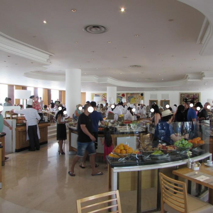 חדר אוכל מלון רויאל ביץ אילת