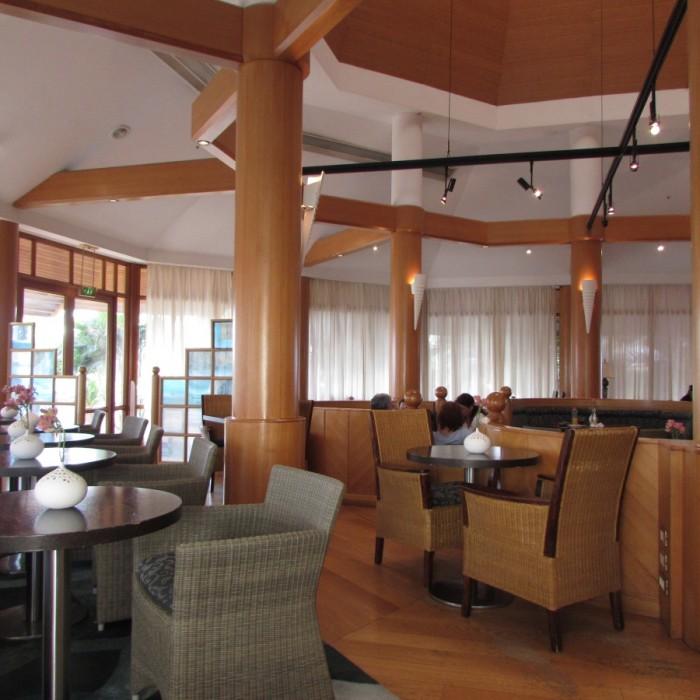 טרקלין העסקים מבפנים מלון רויאל ביץ אילת