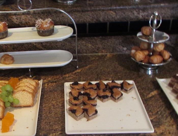 האוכל טרקלין העסקים מלון רויאל ביץ אילת