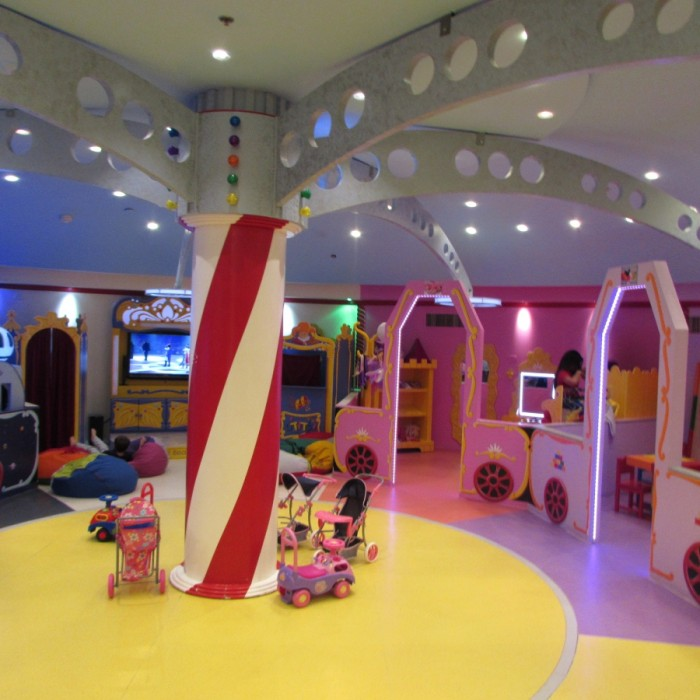 מועדון ילדים מלון רויאל ביץ אילת