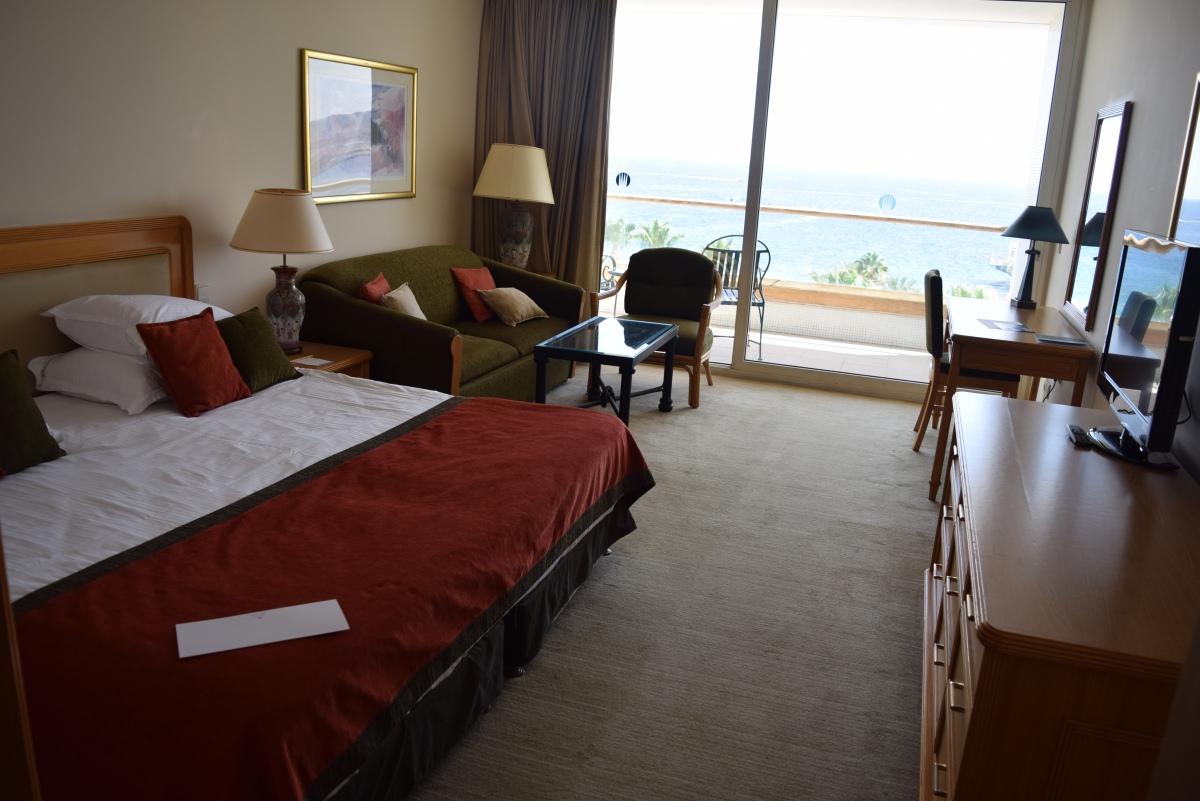 החדר מלון רויאל ביץ אילת