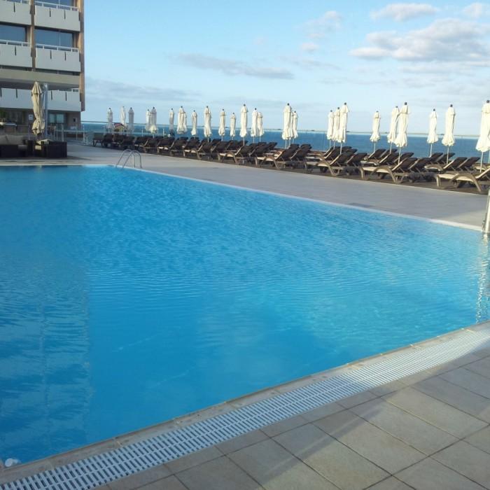 הבריכה מלון שרתון ניו יורק