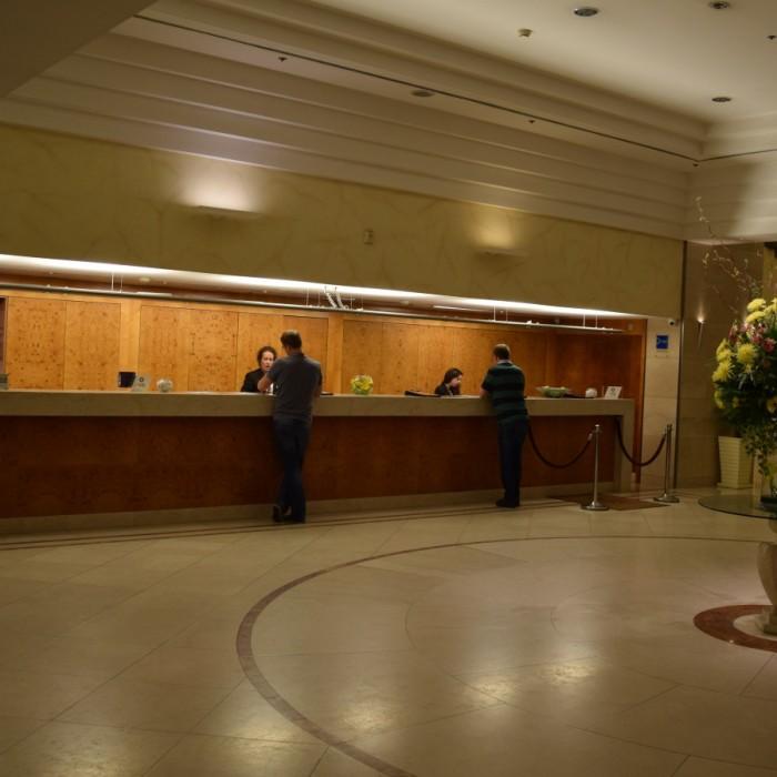 הקבלה מלון שרתון ניו יורק