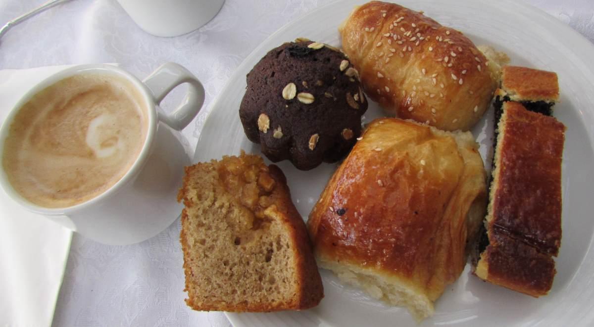 מאפים ארוחת בוקר מלון הנסיכה אילת