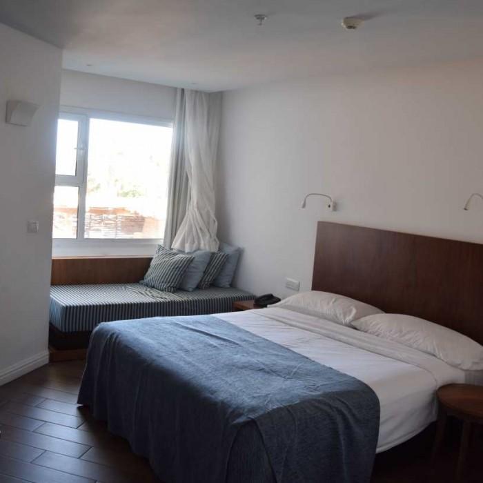 החדר מלון יו קורל ביץ אילת