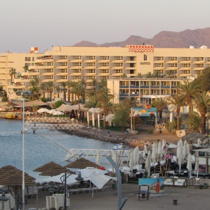 מלון יו סוויטס אילת