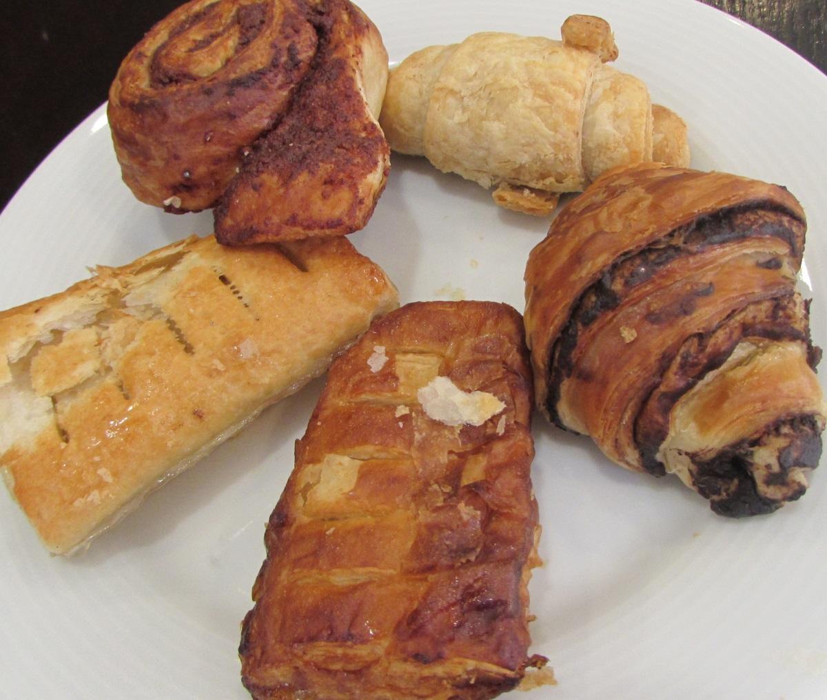 מאפים ארוחת בוקר מלון יו סוויטס אילת