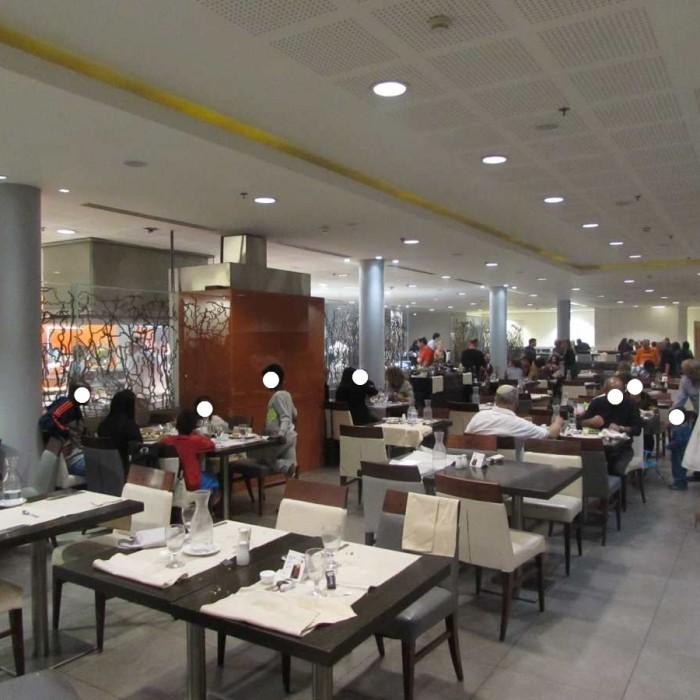 חדר האוכל מלון יו סוויטס אילת
