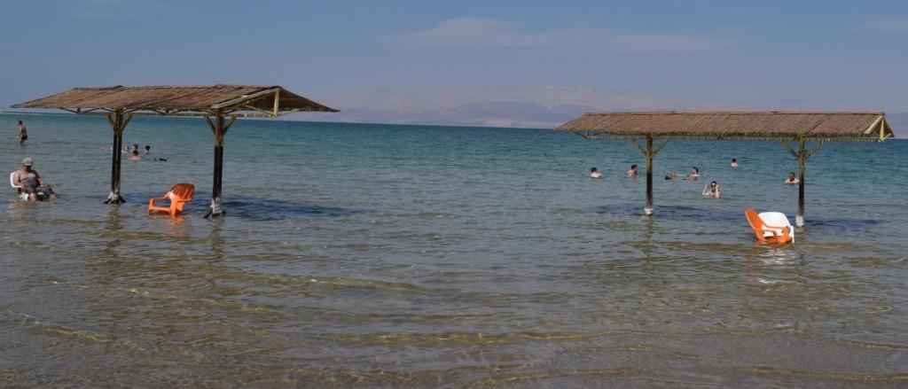 חוף פרטי ספא עין גדי