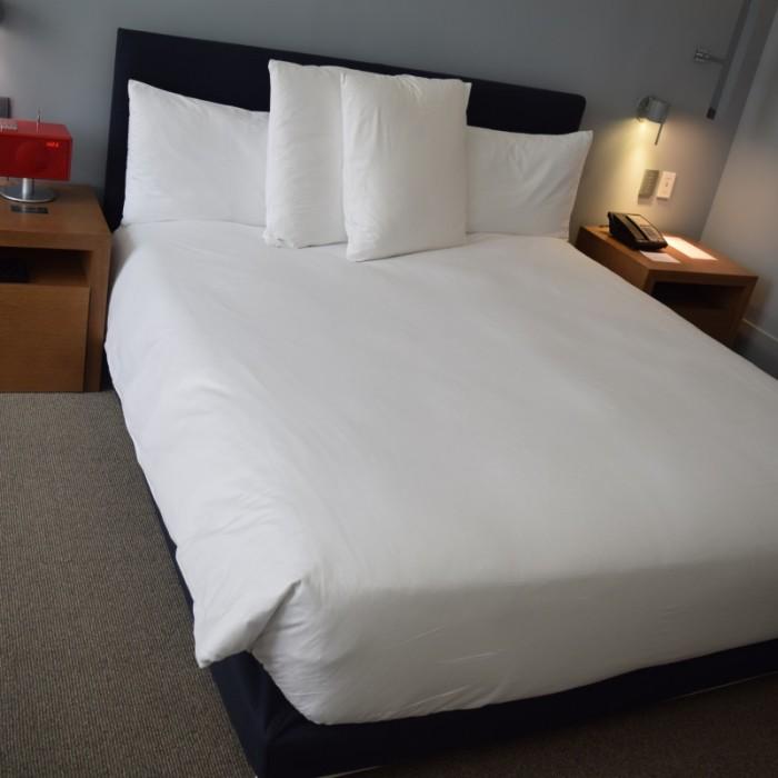 המיטה מלון אנדז השדרה החמישית ניו יורק
