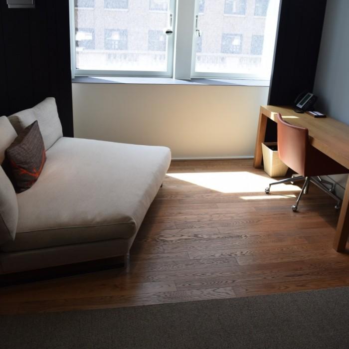 ספא ושולחן כתיבה מלון אנדז השדרה החמישית ניו יורק