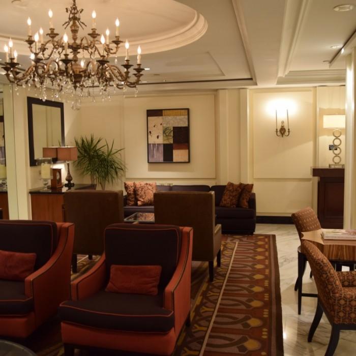 הלובי - זה כמעט כולו מלון אומני ברקשייר ניו יורק