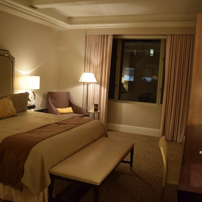 חדר מסוג פרמייר קינג מלון אומני ברקשייר ניו יורק