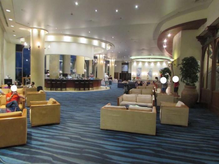 מלון דניאל לובי