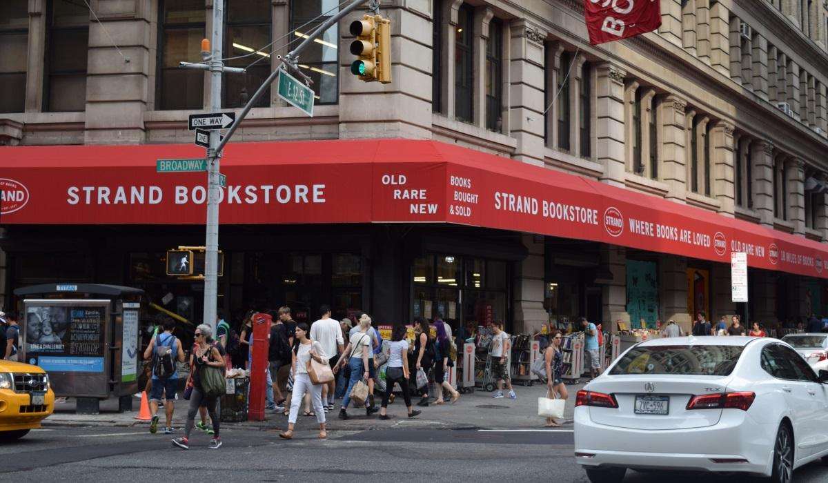 חנות ספרים סטרנד ניו יורק