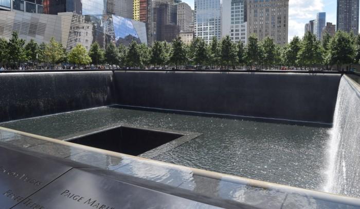 אתר ההנצחה ל- 9/11