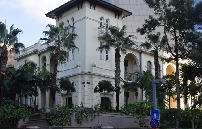 בית השגרירות הרוסית