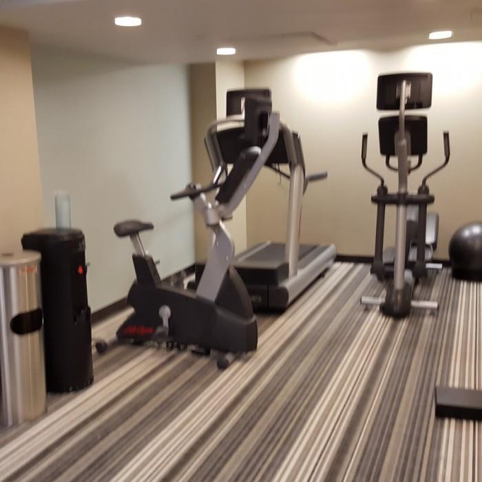 חדר כושר מלון קנדלווד ניו יורק