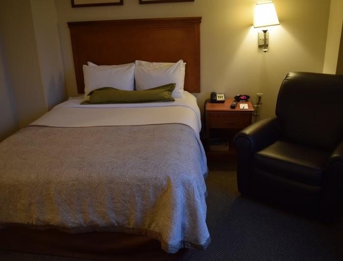 המיטה מלון קנדלווד ניו יורק