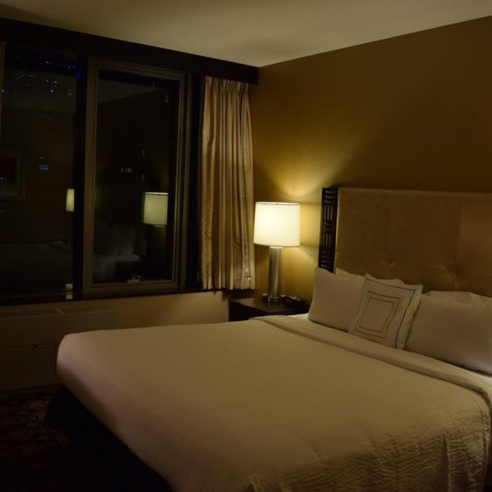 החדר מלון פיירפילד ליד תחנת פנסילבניה ניו יורק
